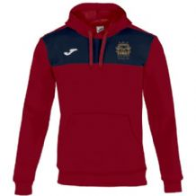 North Kildare Bowling Club Winner Hoodie Red/Navy - Adults 2018